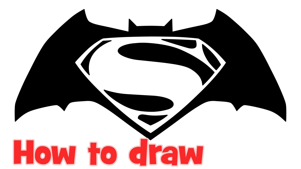 Dawn Of Justice Logo Clipart.