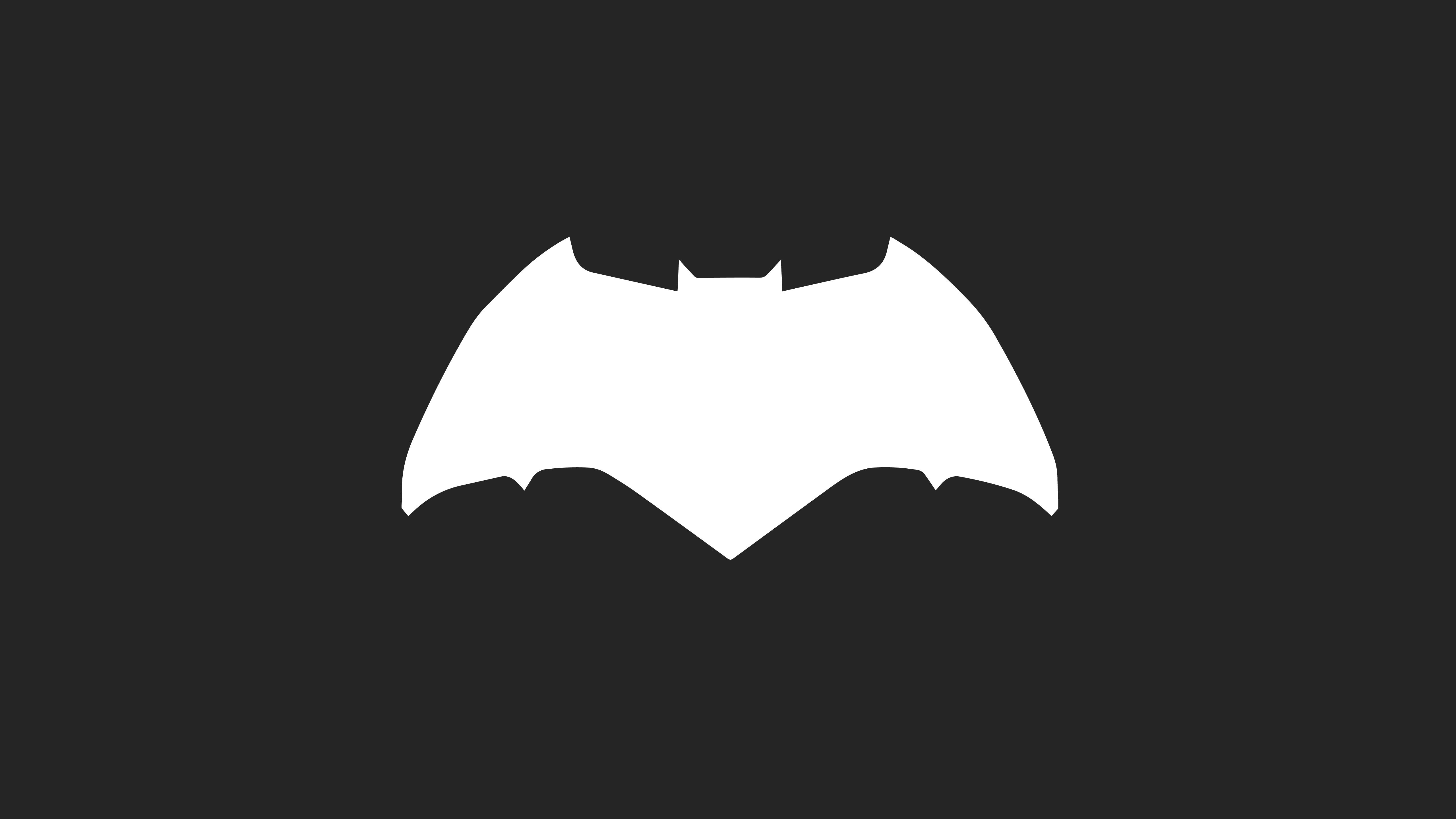 2560x1080 Batman Logo Minimalism 2560x1080 Resolution HD 4k.