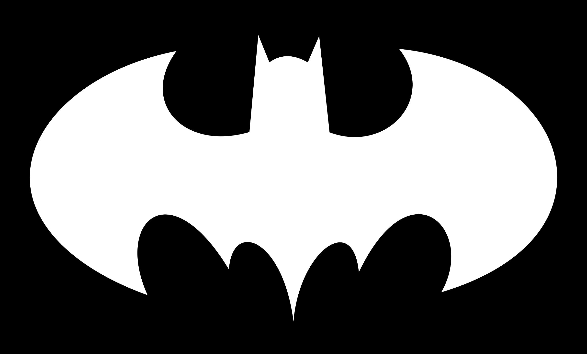 Batman Logo PNG Transparent & SVG Vector.