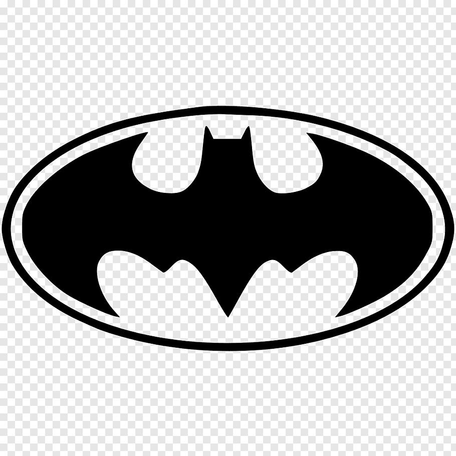 Batman logo, Batman Logo Superhero Decal, batman free png.