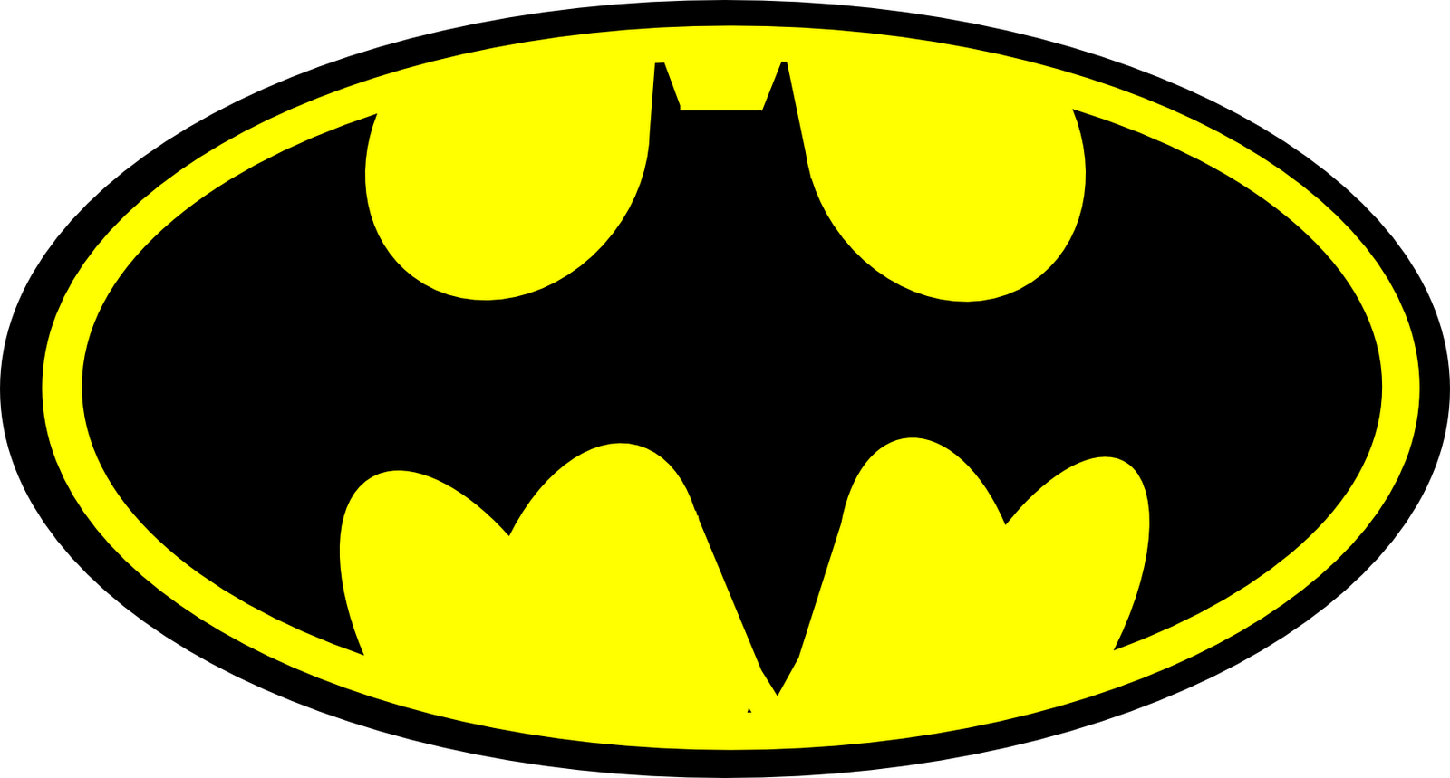 Free Batman Logo, Download Free Clip Art, Free Clip Art on.