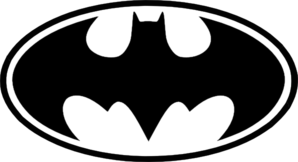 Batman Logo Clip Art at Clker.com.