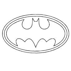Batman Coloring Pages.