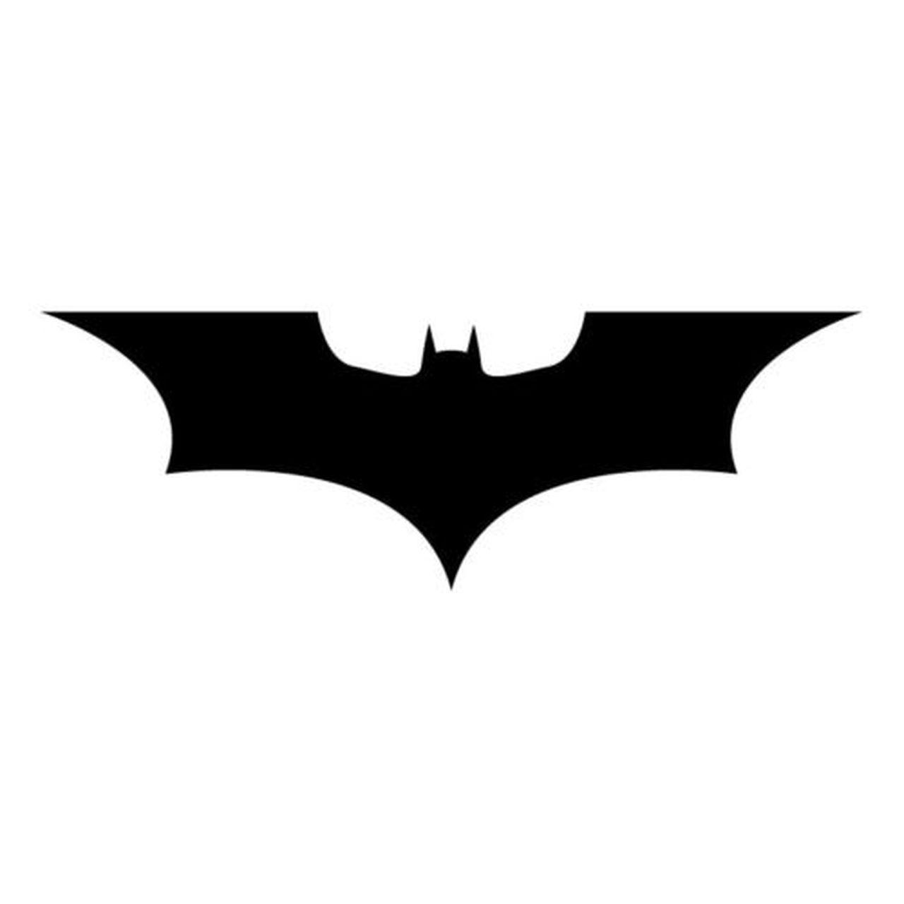DC Comics Batman Dark Knight Logo.