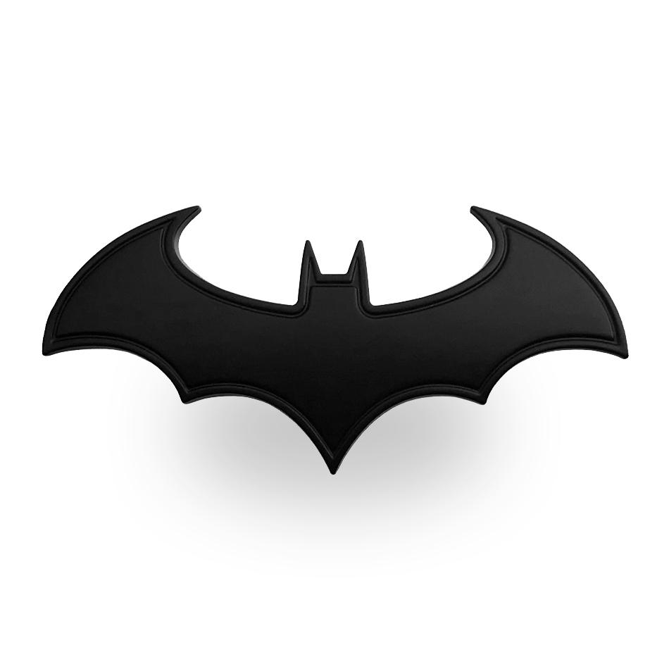 The Dark Knight Batman Superhero Logo Car Vehicle Badge.