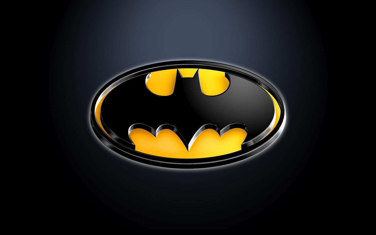 46+] Batman Logo Wallpaper HD on WallpaperSafari.