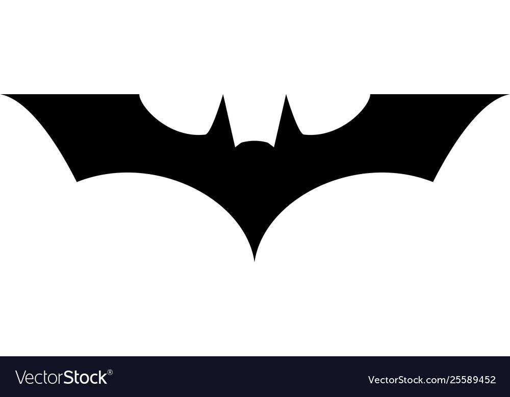 Batman logo icon.
