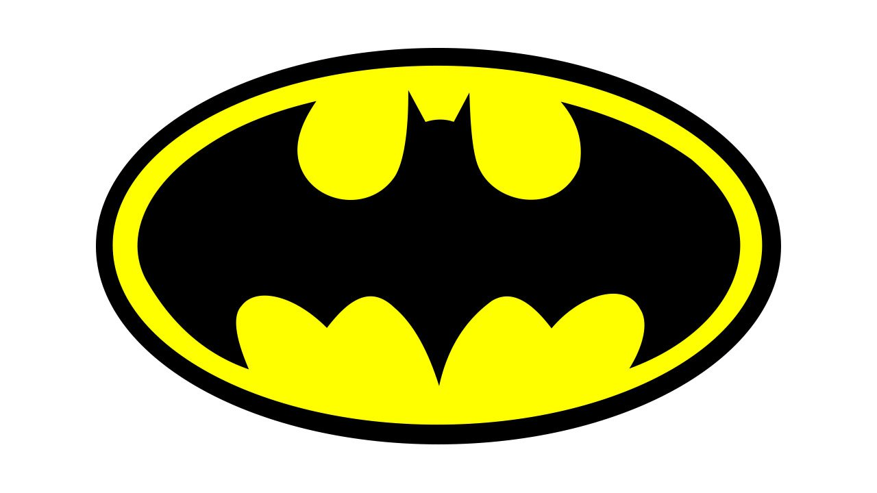 Meaning Batman logo and symbol.