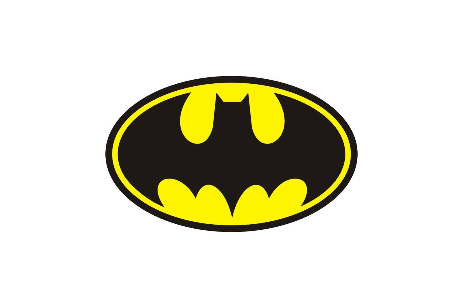 Batman Logo Printable.