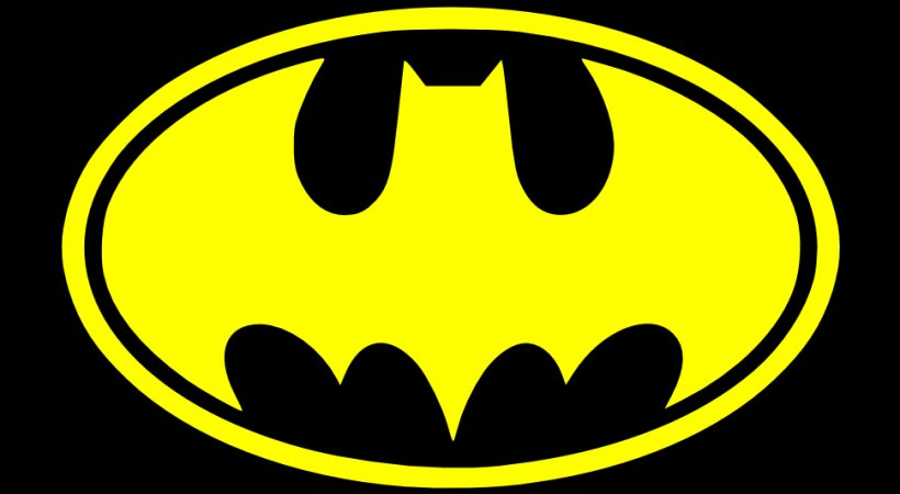 Batman Batgirl Symbol Bat.