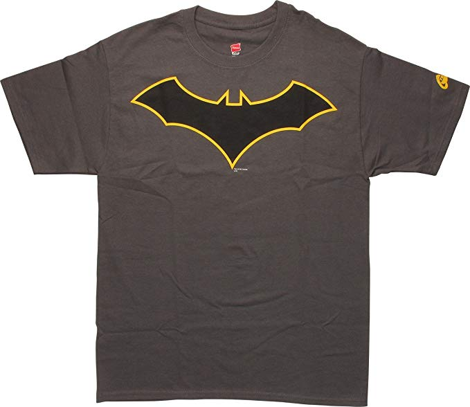 Batman Rebirth Logo T.