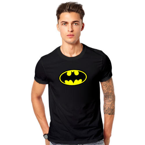 Batman Printed T Shirt.