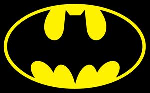 Batman Logo Vectors Free Download.