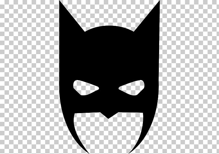 Batman Mask Robin Superhero, batman logo PNG clipart.