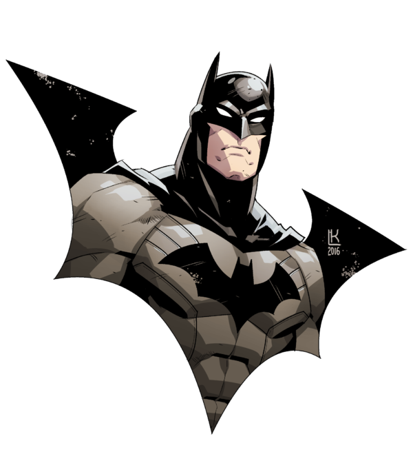 Batman by Nib2T ….