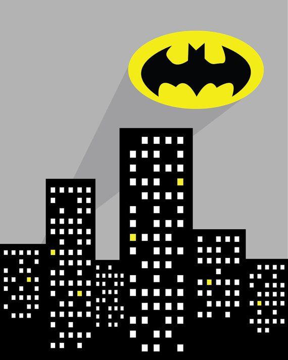 Batman Signal Clipart.