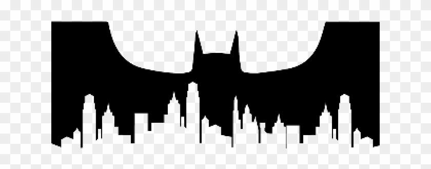 Batman Clipart Gotham City.