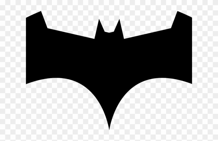 New Batman Symbol.