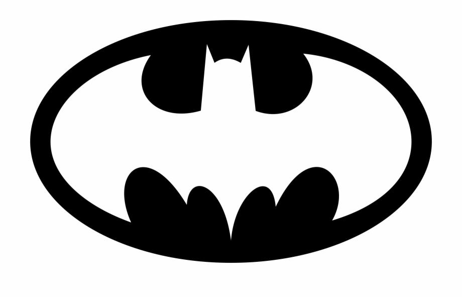 Batman Logo Png Transparent.