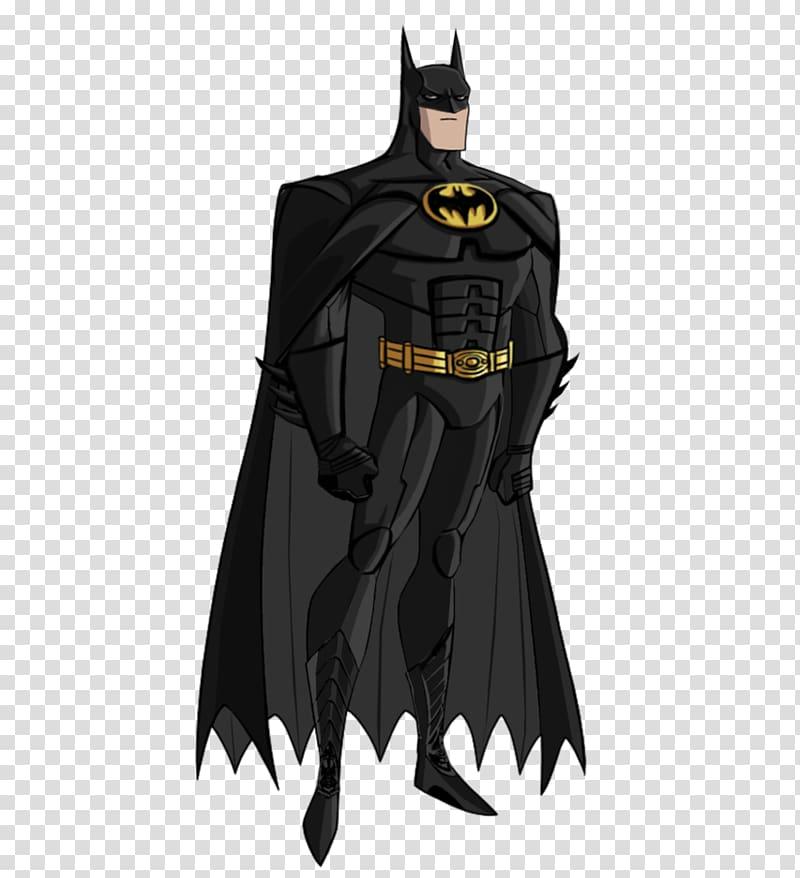Batman Robin Batgirl DC Comics Animated series, Batman.