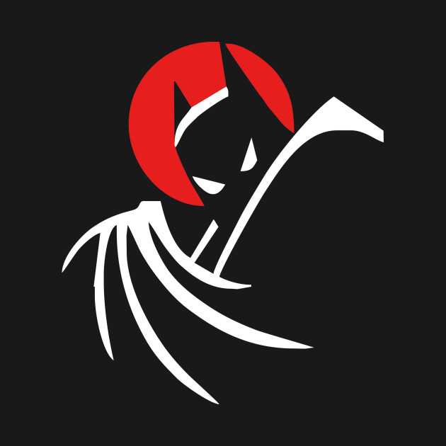 Batman Animated Series Logo.