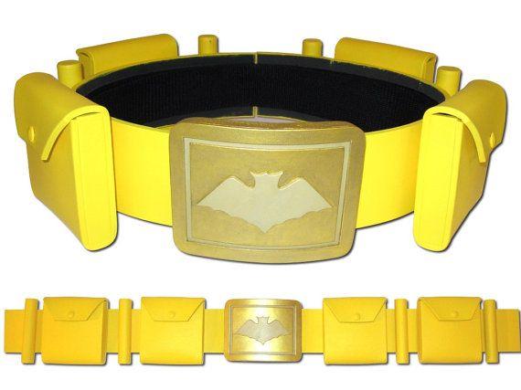Template for 1966 Batman Utility Belt.