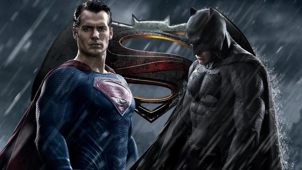 Batman v Superman: Dawn of Justice Movie Review and Ratings by Kids.