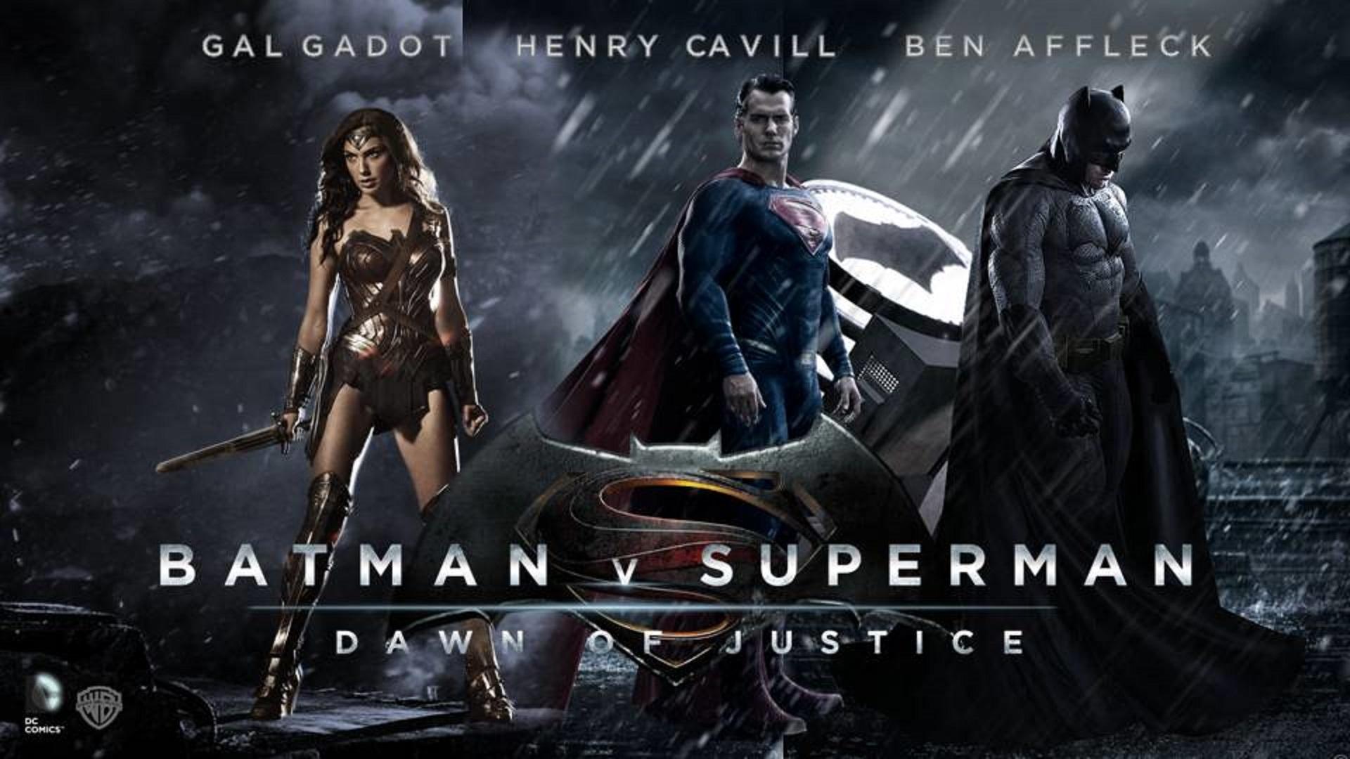 Batman Vs Superman Hd Clipart.