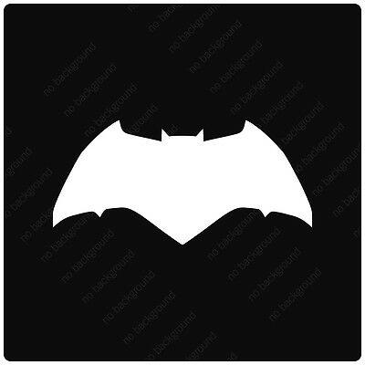 Batman v Superman Symbol, Dawn of Justice DC Comics BVS Vinyl Decals  Stickers.