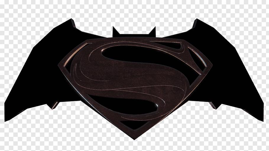 Superman/Batman Superman logo Bat.