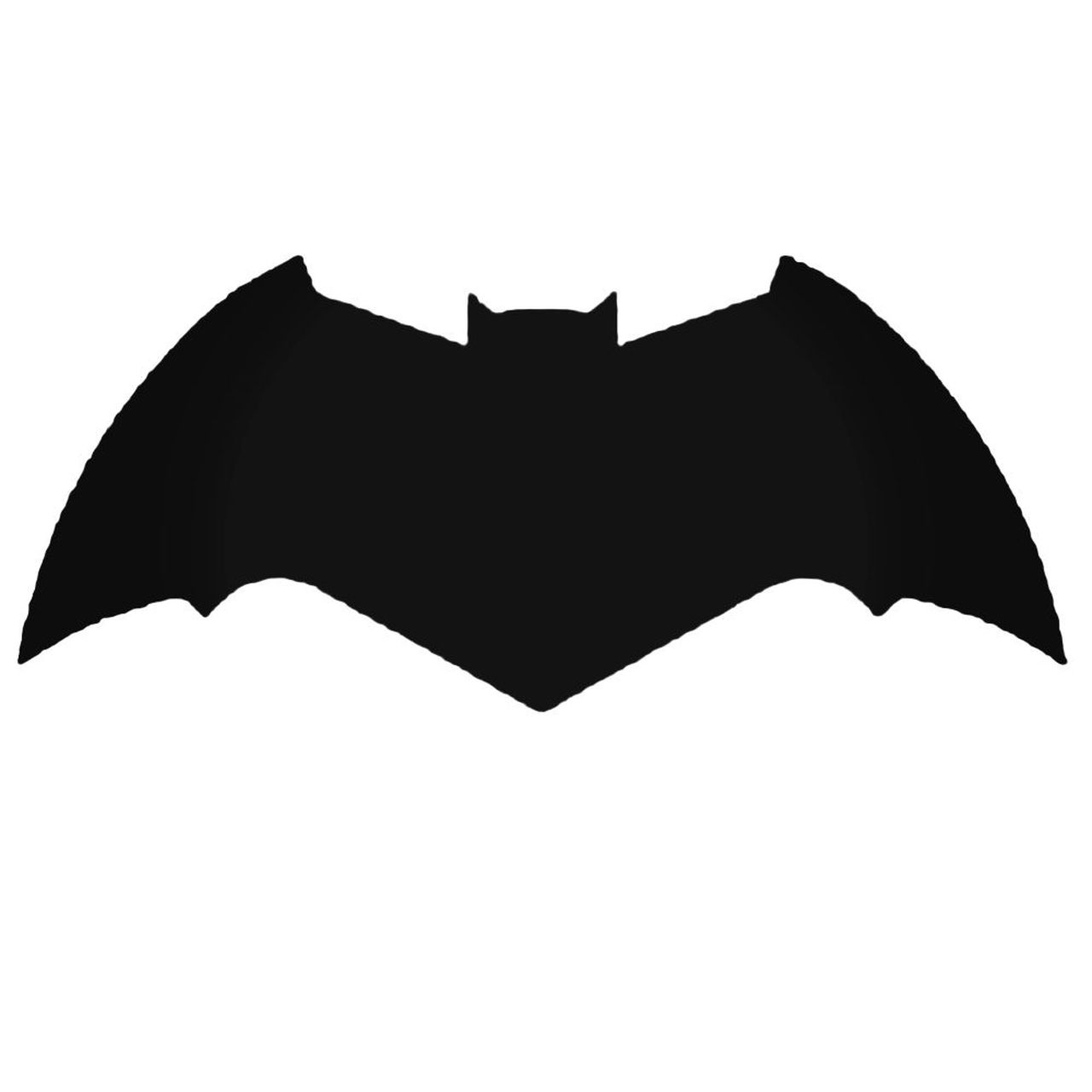 Batman V Superman Batman Logo Decal Sticker.