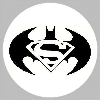 GOLF / Batman vs Superman Logo Golf Ball Marker New!!.