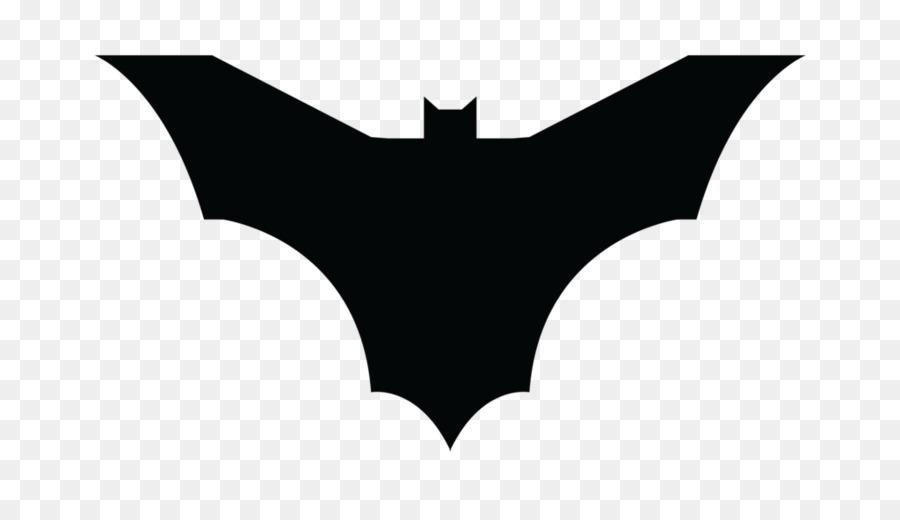 Batman The Flash Stencil Bat.