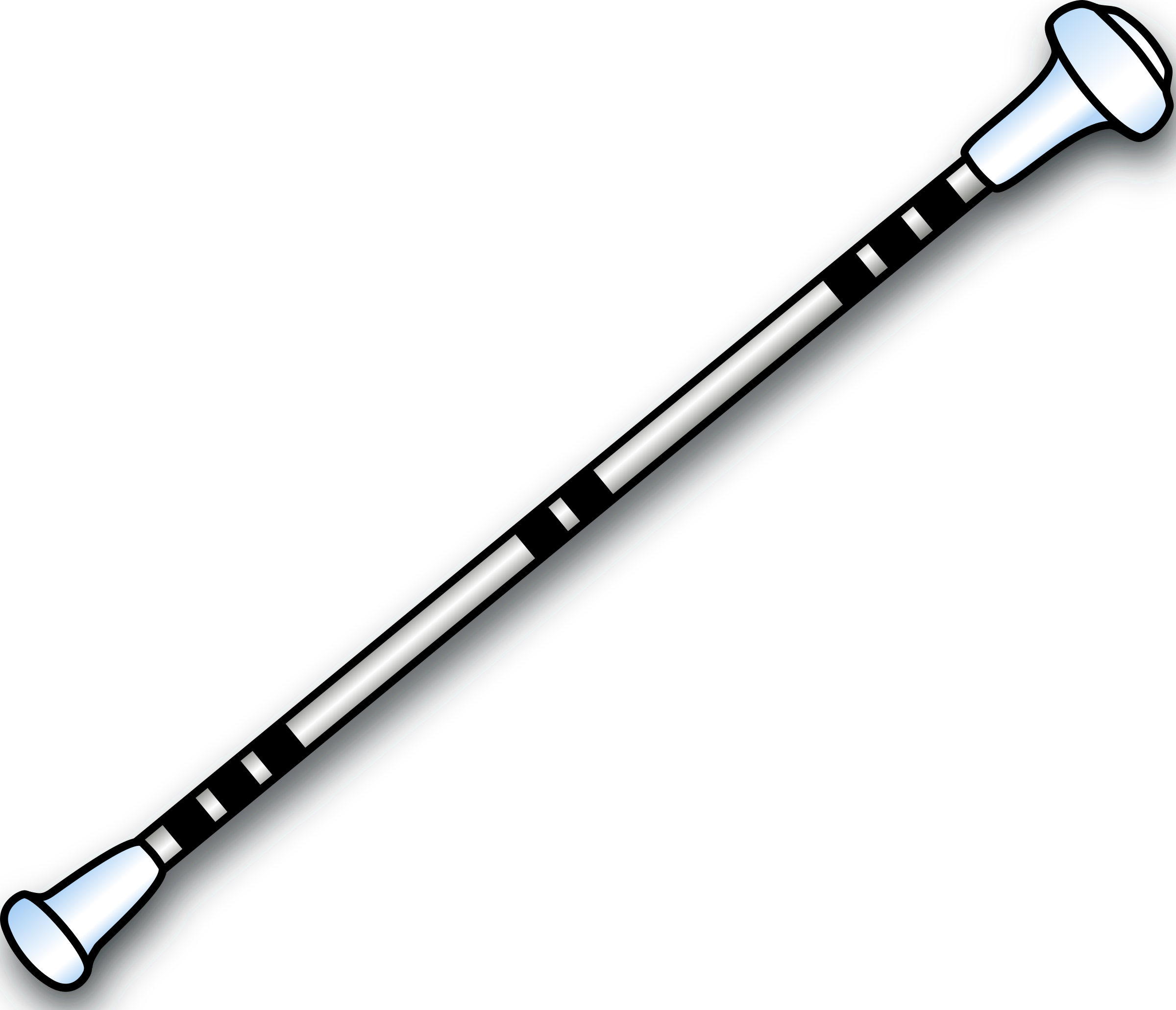 Baton Majorette Clip Art.