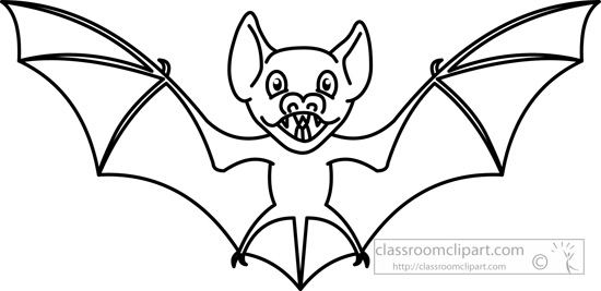 Free Bat Images Black And White, Download Free Clip Art.
