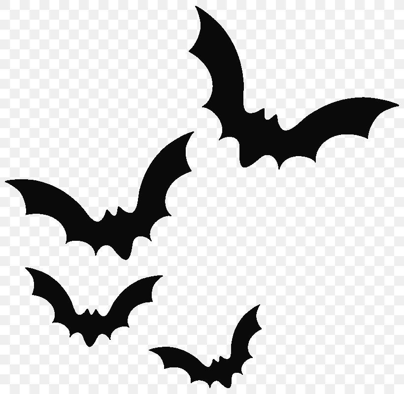 Bat Clip Art, PNG, 800x800px, Bat, Black, Black And White.