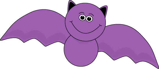 Bat Transparent Clipart.