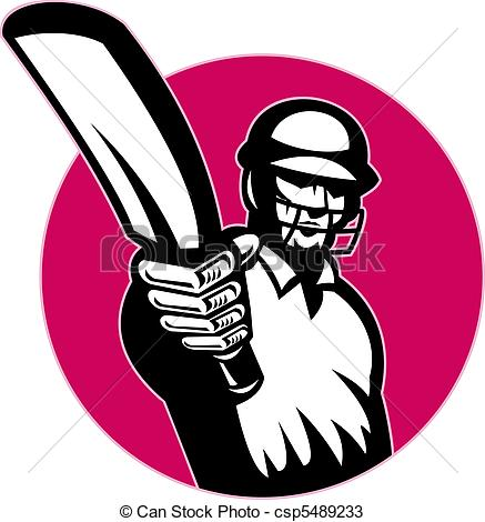 Batsman Stock Illustrations. 726 Batsman clip art images and.