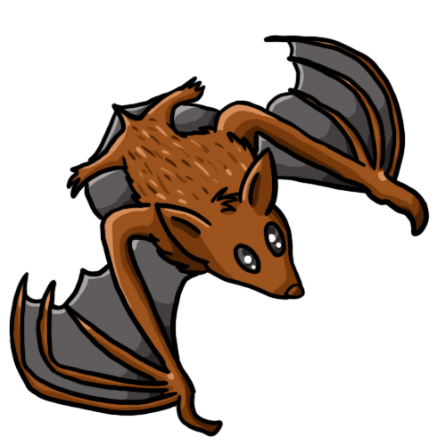 Best Bat Clipart #4617.