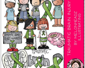 Batten Disease Awareness clip art by MelonheadzClipArt on Etsy.