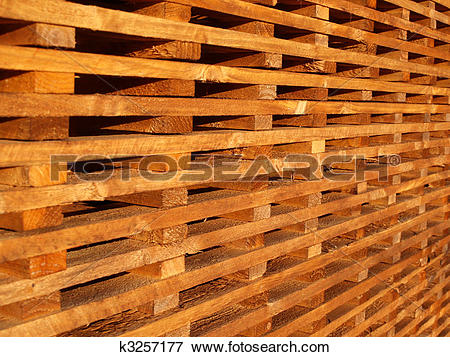 Picture of wooden battens k3257177.