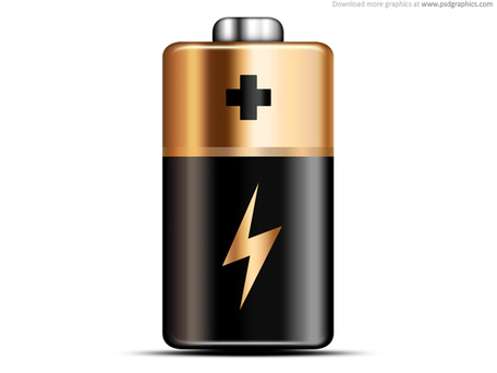 Battery Clip Art, Vector Battery.