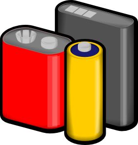 Battery Clipart.