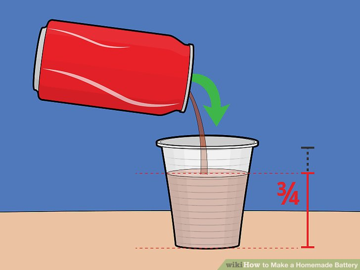 4 Ways to Make a Homemade Battery.
