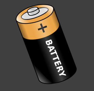 No battery clipart.