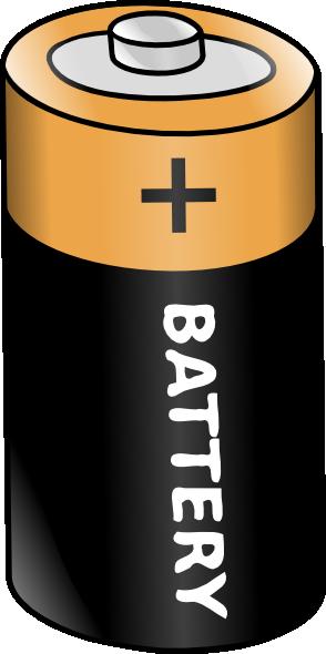 Battery Clipart.