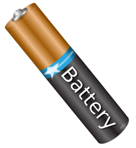 Batteries Clipart Free.