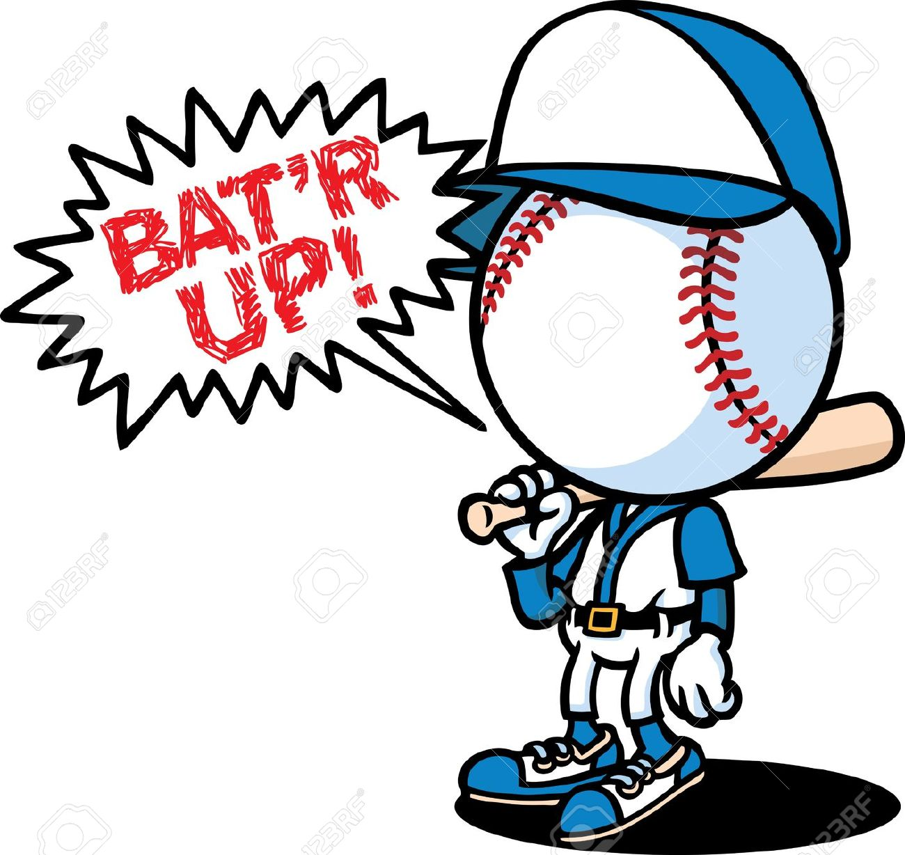 Batter Up Royalty Free Cliparts, Vectors, And Stock Illustration.