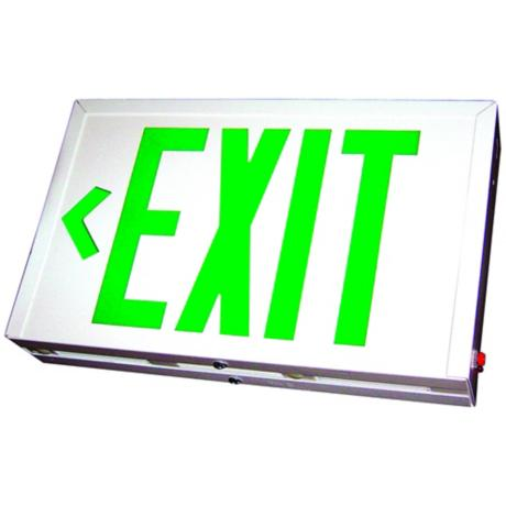 Pictures Of Exit Signs.