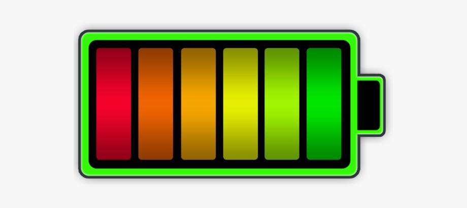 Battery Charging Clipart Battery Bar.